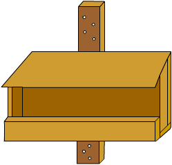 Diagram of kestrel box